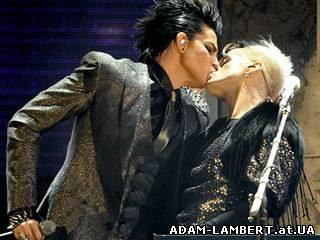 Адам ламберт гей или нет